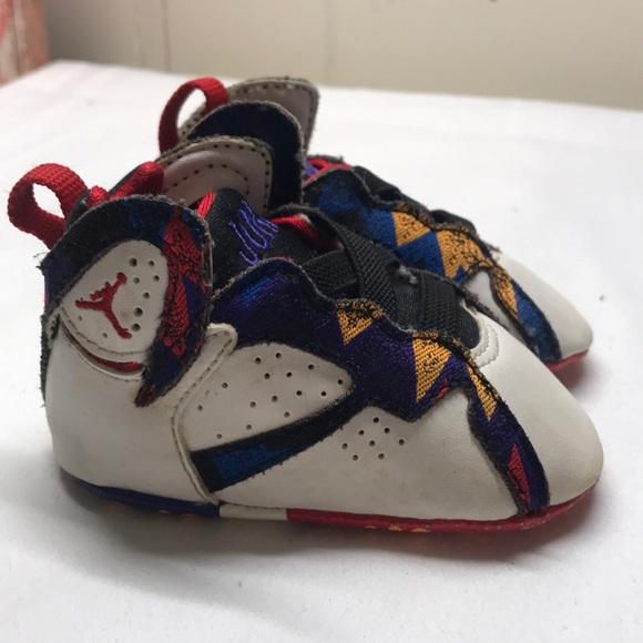 Nike Shoes | Air Jordan 7 Retro Baby